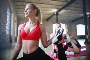 Спорт, фитнес, йога
